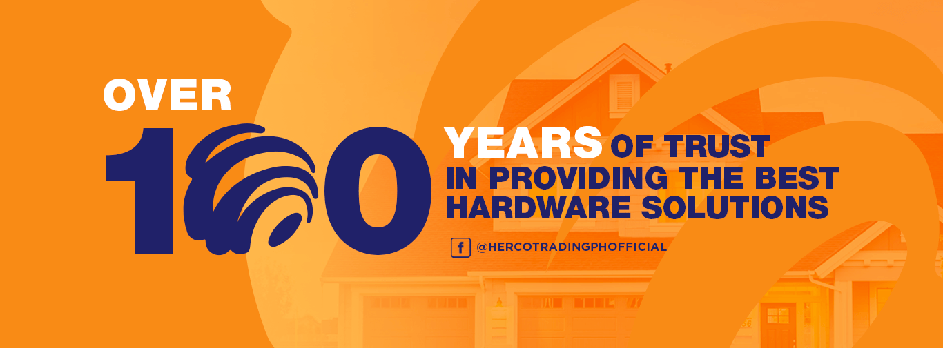 100 Years of Trust in Providing the best hardware solutions